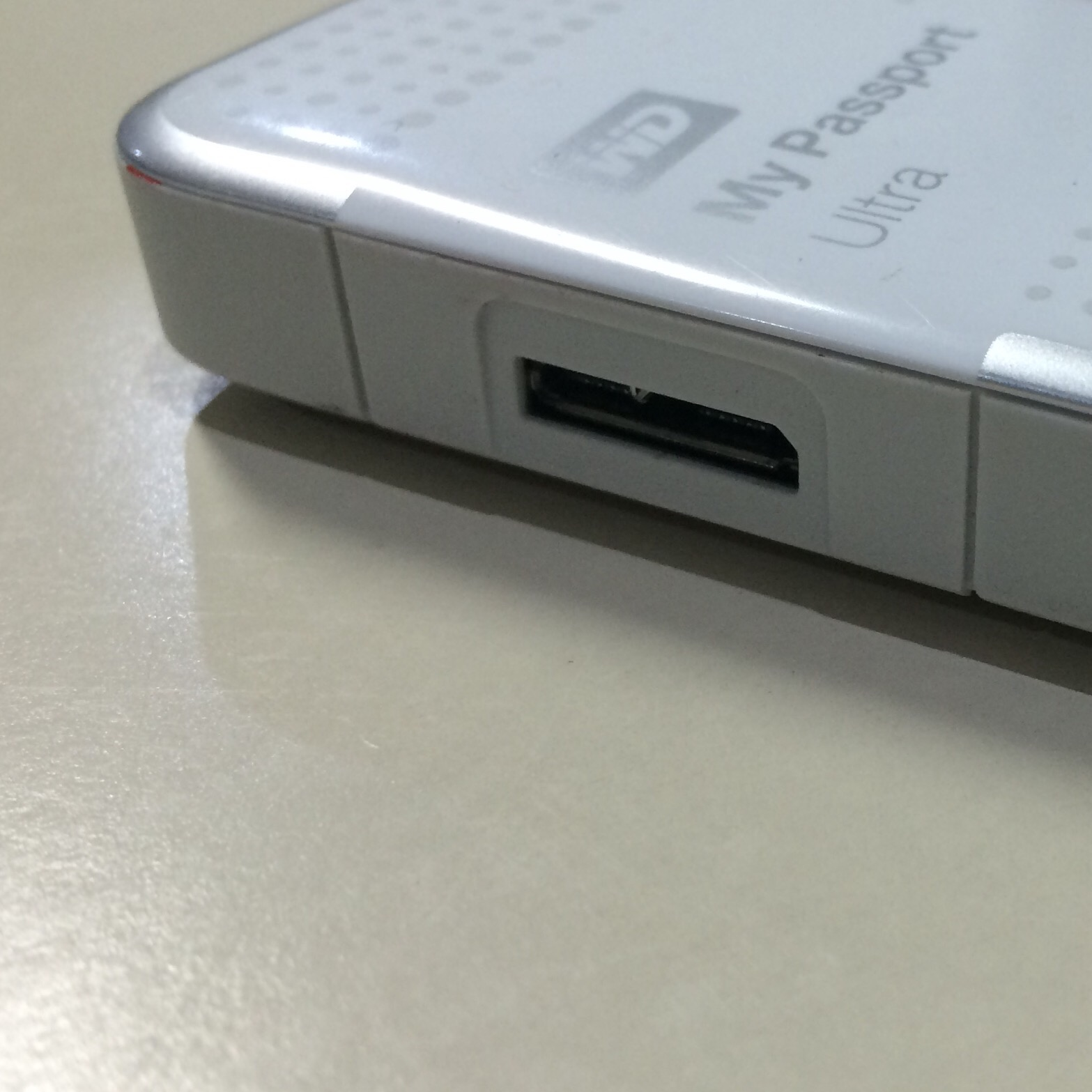 สาระพันปัญหาเจ้า External HDD WD My Passport Ultra – nutstist